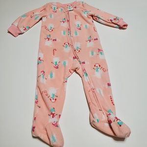 Carter's  Onesie with the feet in